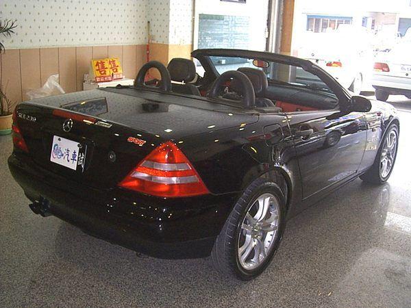 98年 Benz/朋馳 SLK 230K 照片3