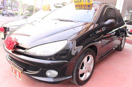 07~Peugeot 寶獅 206 照片1