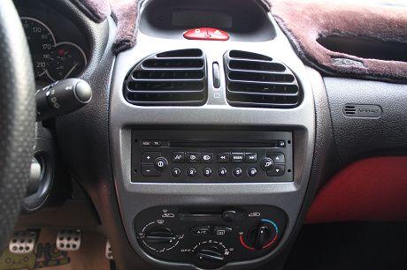 07~Peugeot 寶獅 206 照片6