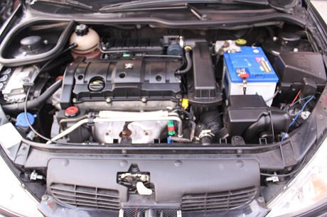 07~Peugeot 寶獅 206 照片9