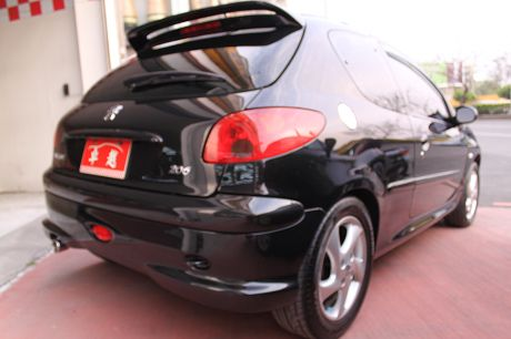 07~Peugeot 寶獅 206 照片10