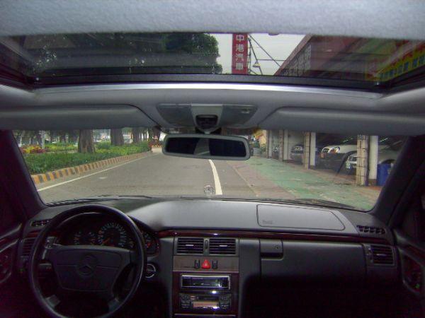1997年 E230 ACC恆溫~天窗~ 照片6
