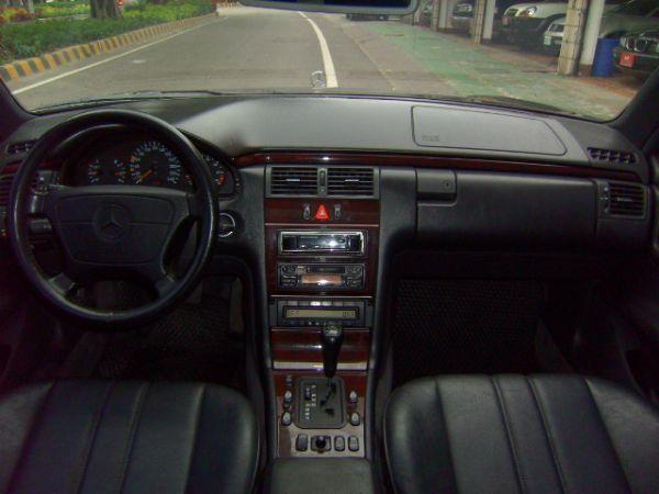 1997年 E230 ACC恆溫~天窗~ 照片7