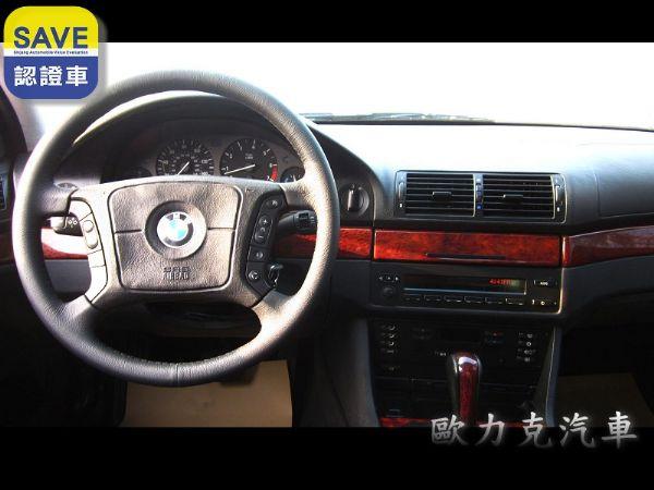 97年出廠 BMW 528 E39 黑色 照片2