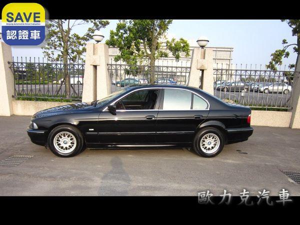 97年出廠 BMW 528 E39 黑色 照片6