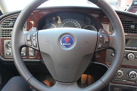 Saab 紳寶 9-5  照片4