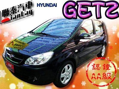 SUM 聯泰汽車 2011 GETZ 照片1