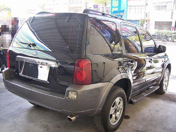 福特 ESCAPE 03年 2.0黑 照片10