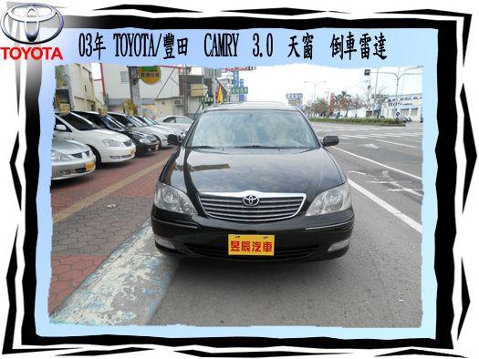 TOYOTA/豐田 CAMRY 照片2