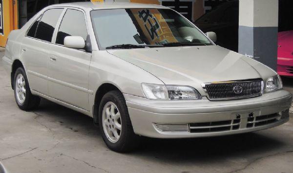 2000 豐田 普利迷歐 僑將汽車 照片1