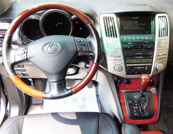 2005 凌志 RX330 僑將汽車 照片3