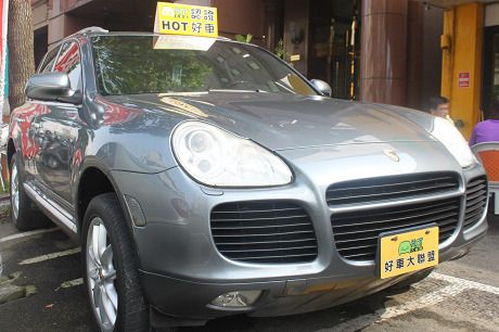 Porsche 保時捷 Cayenne 照片1