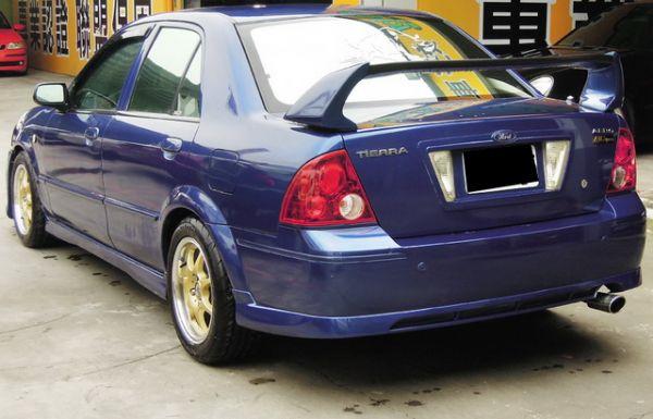 2005 福特 TIERRA 僑將汽車 照片8