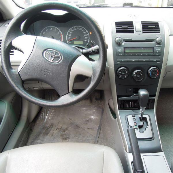 2008 豐田 ALTIS 僑將汽車 照片3
