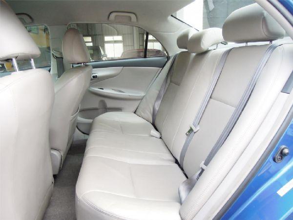 2008 豐田 ALTIS 僑將汽車 照片5