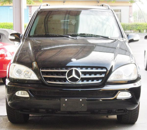 2003 BENZ ML350 僑將汽車 照片2