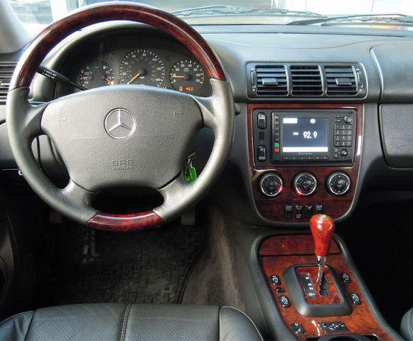 2003 BENZ ML350 僑將汽車 照片3