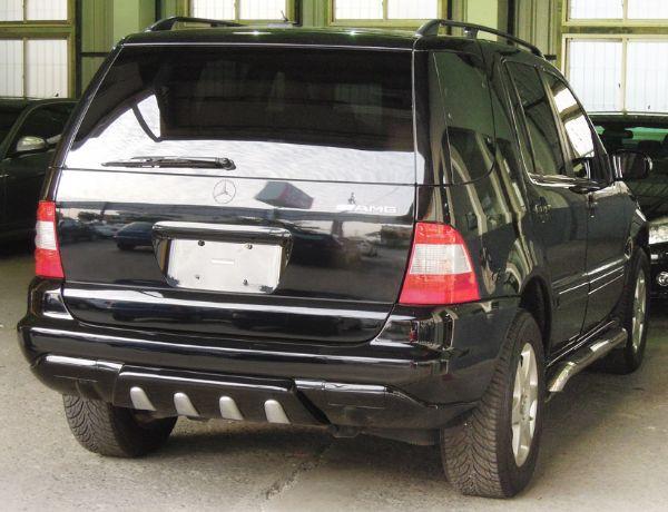 2003 BENZ ML350 僑將汽車 照片7