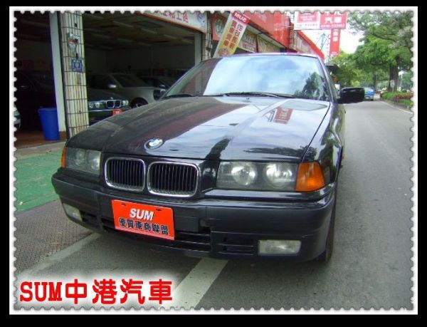 1995年 BMW 318 照片1