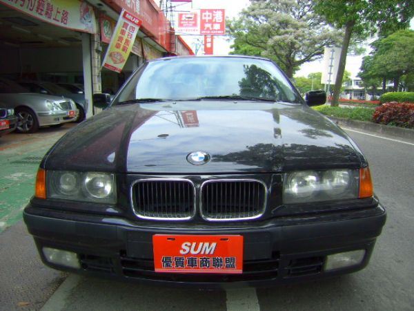 1995年 BMW 318 照片2