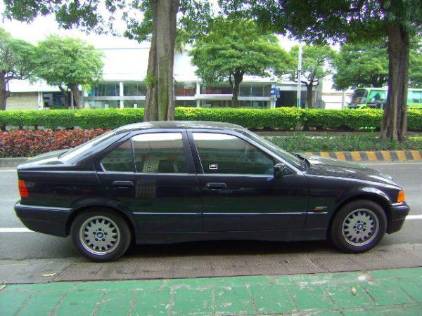 1995年 BMW 318 照片3