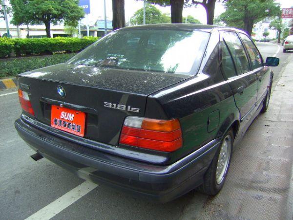 1995年 BMW 318 照片4