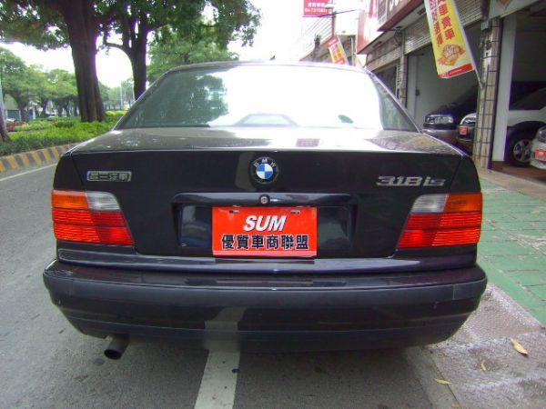 1995年 BMW 318 照片5