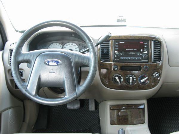 運通汽車-2003年-福特-Escape 照片2