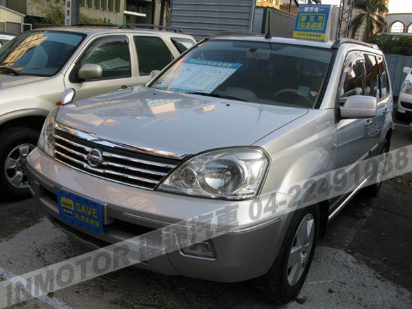 運通汽車-2004年-日產-X翠 照片1