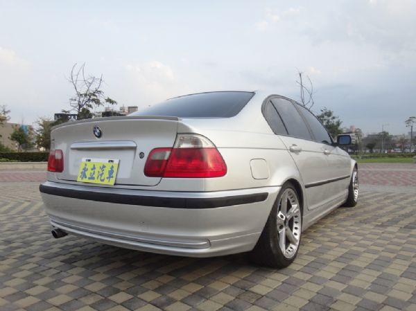 《永立汽車》01 BMW 318 天窗 照片2