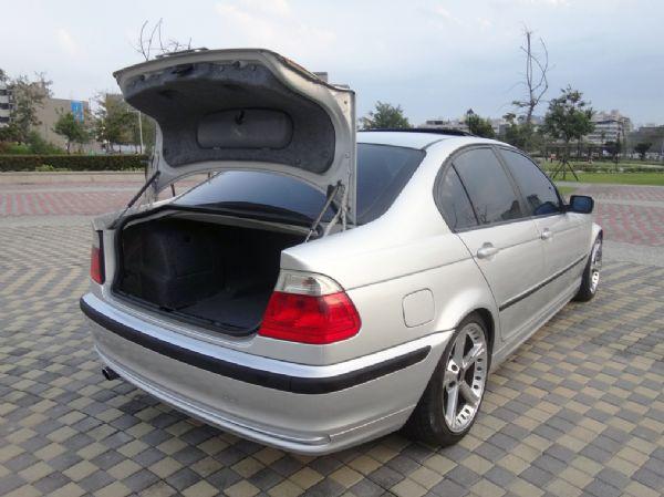 《永立汽車》01 BMW 318 天窗 照片3