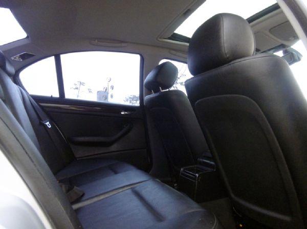 《永立汽車》01 BMW 318 天窗 照片7