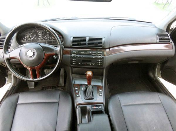 《永立汽車》01 BMW 318 天窗 照片8