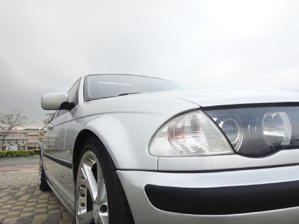 《永立汽車》01 BMW 318 天窗 照片10