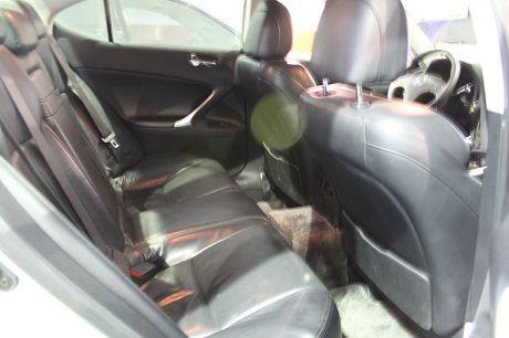Lexus 凌志 IS 250  照片6