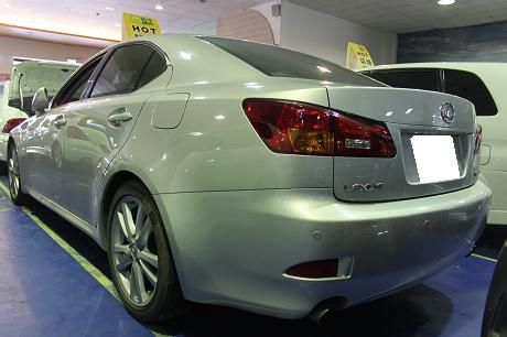 Lexus 凌志 IS 250  照片10