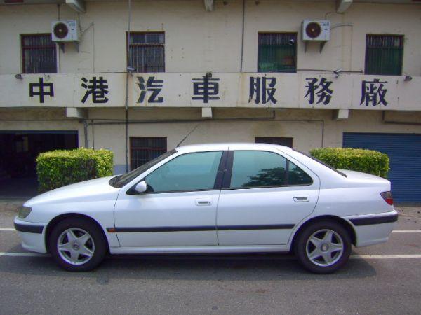 1997年 PEUGEOT406 SV  照片3
