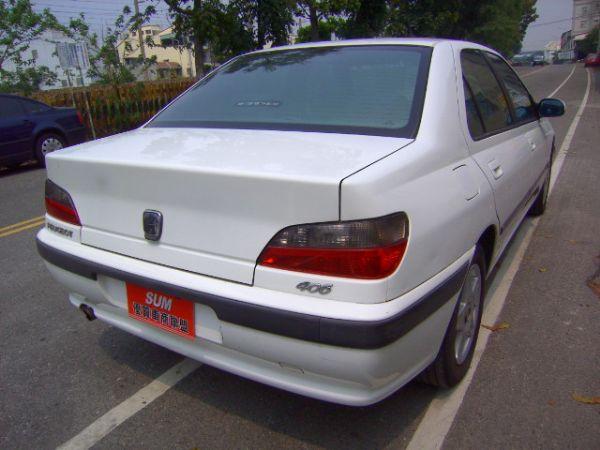 1997年 PEUGEOT406 SV  照片4