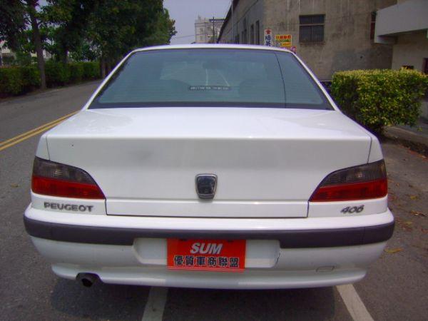 1997年 PEUGEOT406 SV  照片5