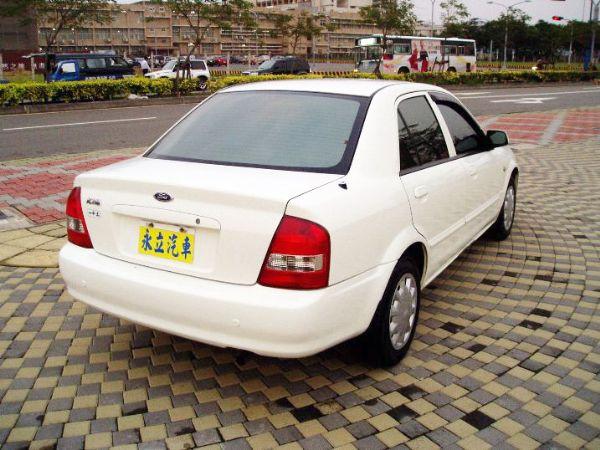 06 Activa 小改款 白色 福特最 照片4