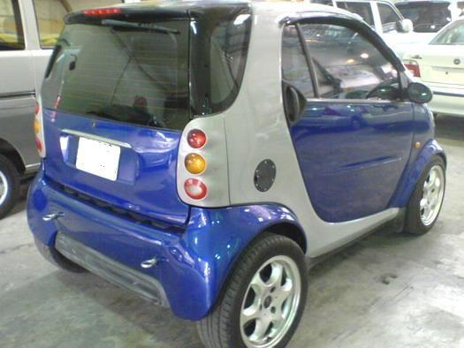 《永立汽車》00年 SMART 0.6  照片2
