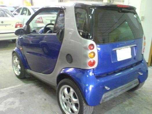 《永立汽車》00年 SMART 0.6  照片3