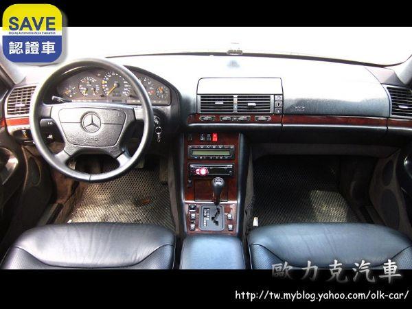 S320 L 賓士總代理 電子油門  照片5