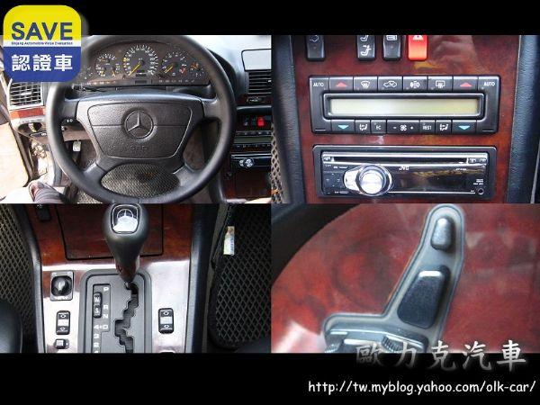 S320 L 賓士總代理 電子油門  照片9