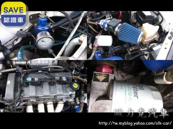 TIERRA RS 2.0手排機械增壓 照片5