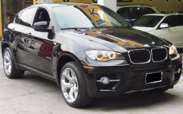 2008 BMW X6 高鐵汽車 照片1