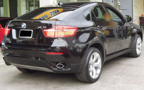 2008 BMW X6 高鐵汽車 照片7