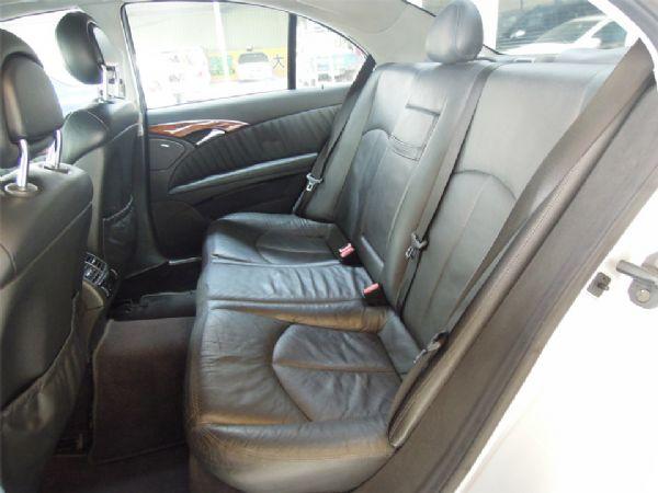 2003 BENZ E240 僑將汽車 照片5