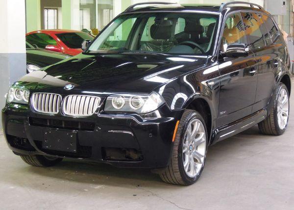 2007 BMW X3 僑將汽車 照片1