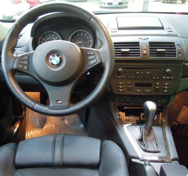 2007 BMW X3 僑將汽車 照片3